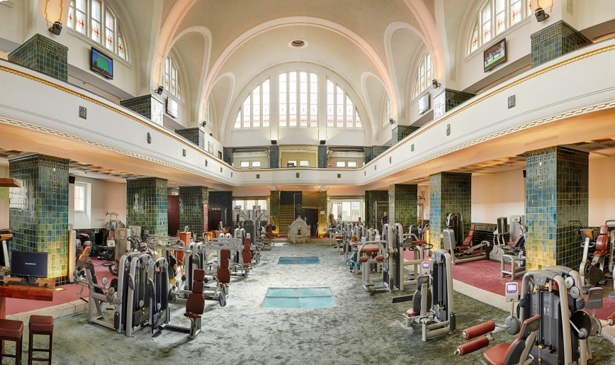 Panorama Fitness Halle