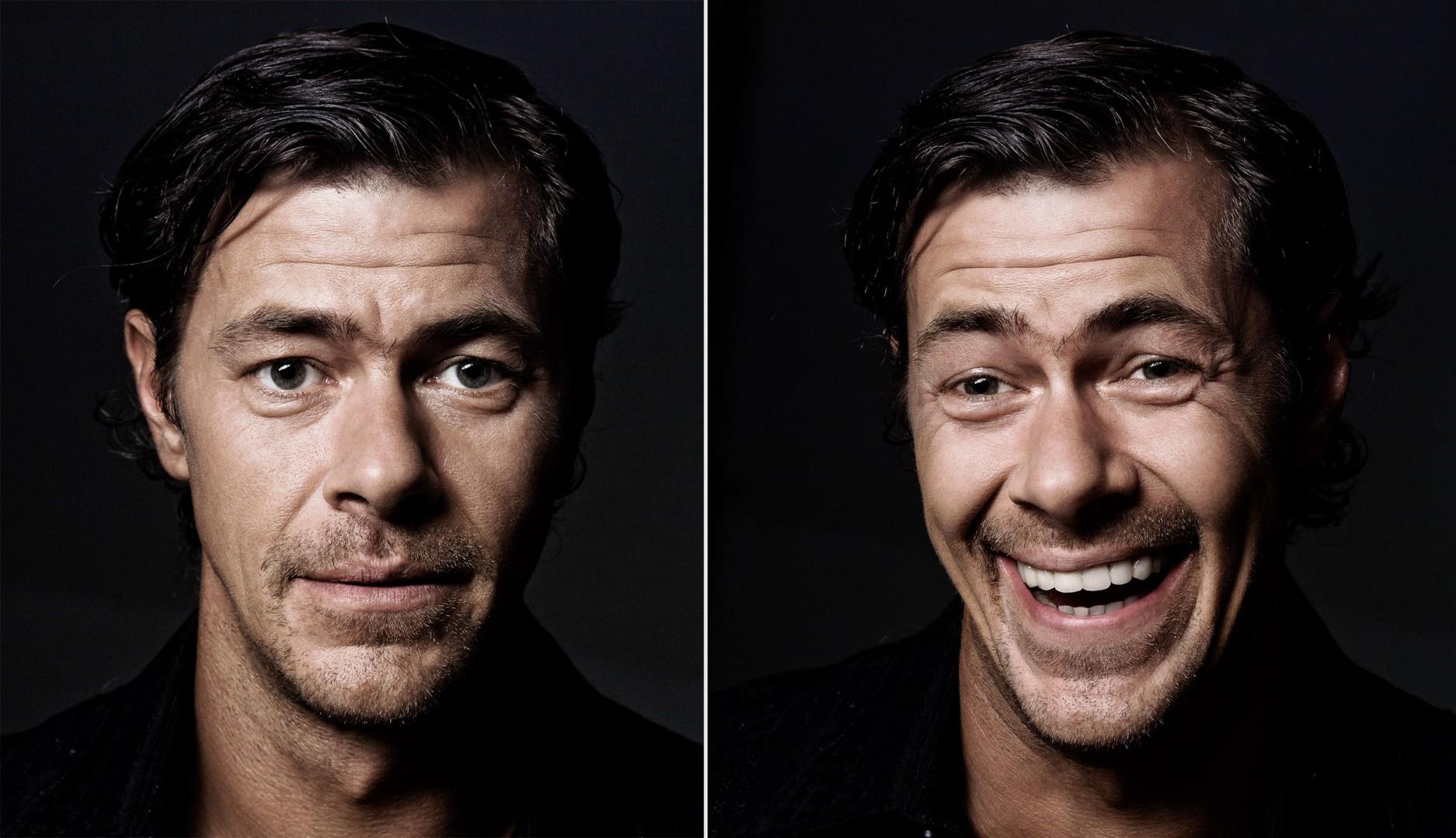 Portrait Schauspieler Fotografie Werbefotografie